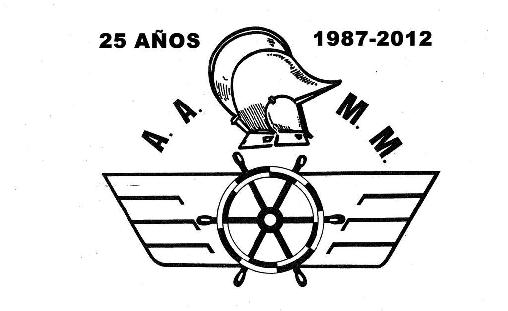 Logo 25 aniversario AAMM
