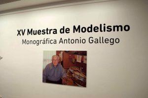 XV Exposición Dendaraba 2012 – Monográfica Antonio Gallego